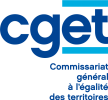 Logo Le CGET