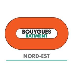 Logo Bouygues Bâtiment Nord-Est